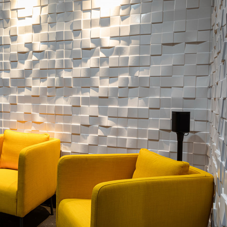 3D Decorative Interior Wall Paneling
